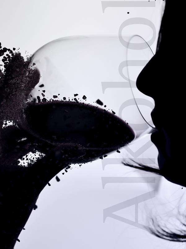 Alkoholentwöhung unter Hypnose von Peter Baumann