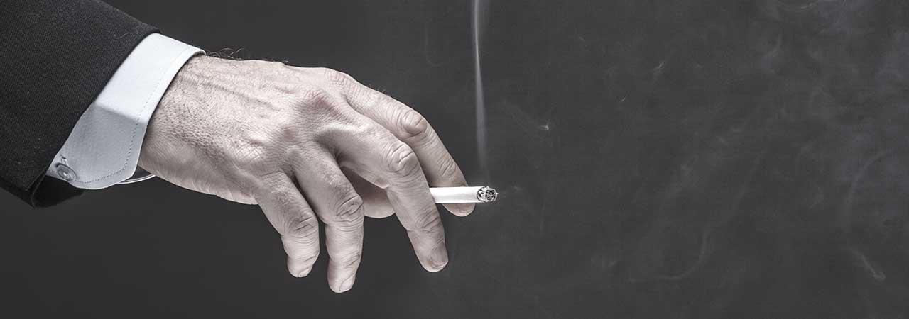Werden Sie Nichtraucher!